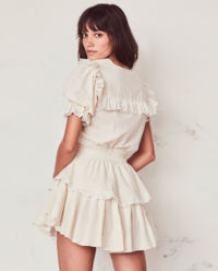 Mini šaty Nanette