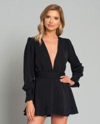 Sukienka z jedwabiu Victoria