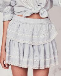 Mini sukně Ruffle