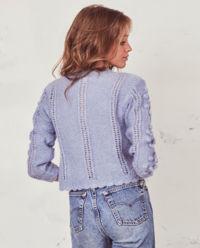 Sweter z wełny Gigi