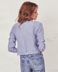 Vlněný svetr Gigi
