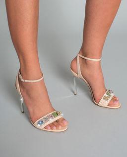 Sandały z kryształami Blade Miami