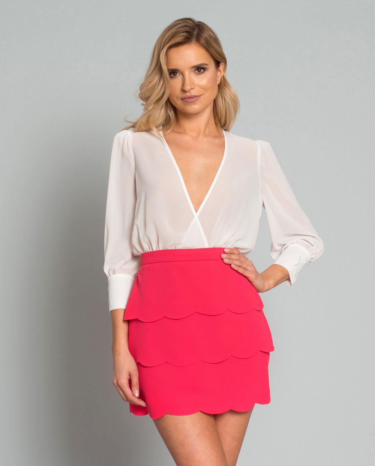 15e83aefe0 Kopertowa sukienka ELISABETTA FRANCHI – Kup Teraz! Najlepsze ceny i ...
