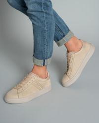Sneakersy z nubuku H365