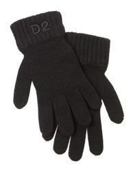 Rękawiczki z logo