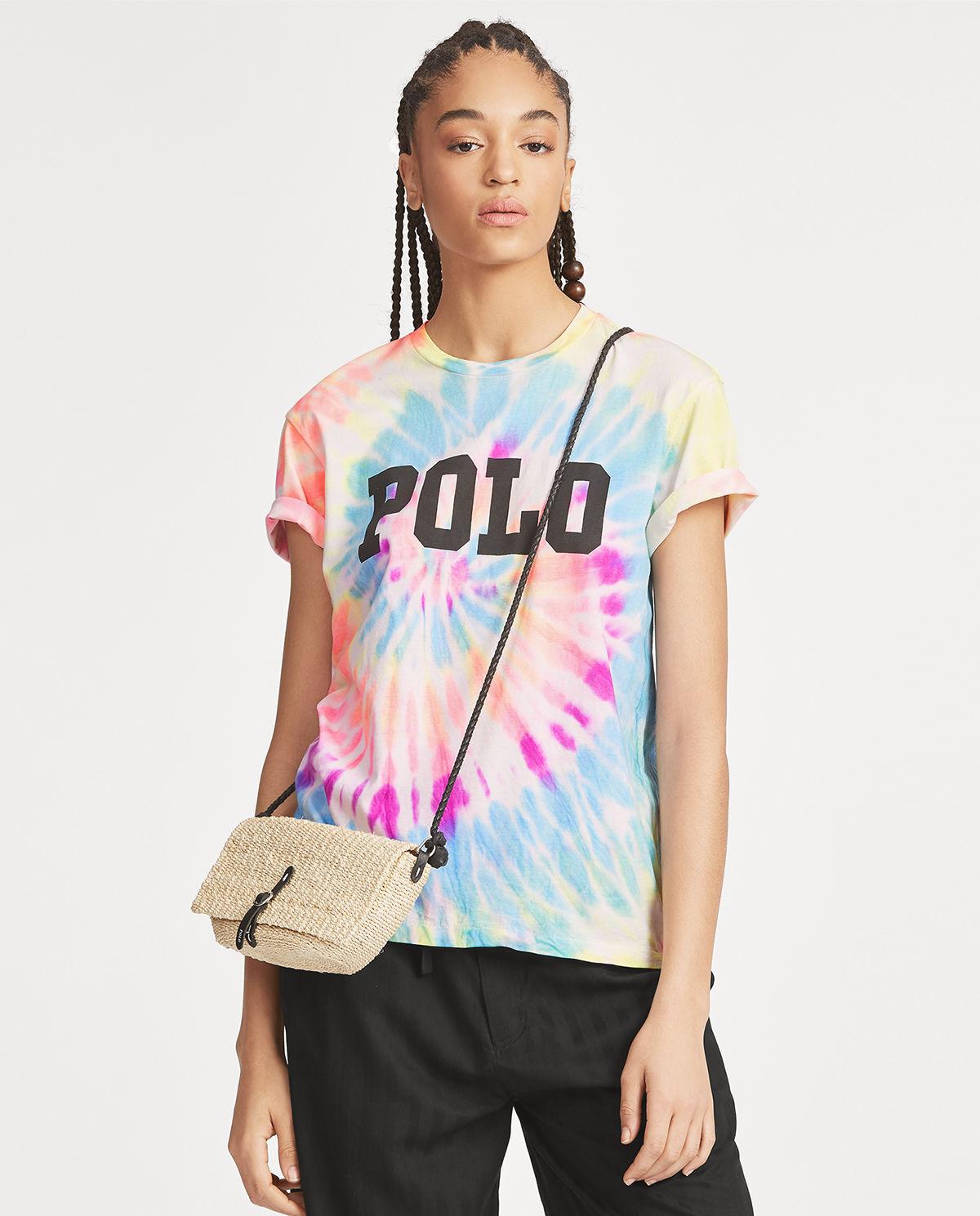 5e4937f70a1592 T-shirt z logo RALPH LAUREN – Kup Teraz! Najlepsze ceny i opinie! Sklep  Moliera2.com