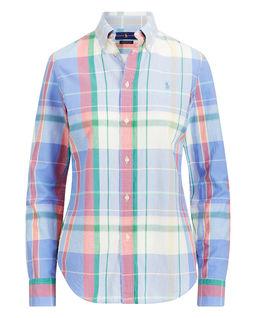 Kostkovaná košile Classic Fit