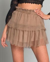 Spódnica z jedwabiu Megan