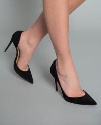 Czarne szpilki Iriza 10 cm