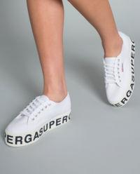Sneakersy z nadrukiem
