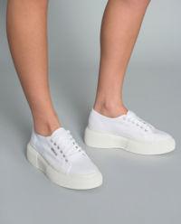 Białe sneakersy 2287