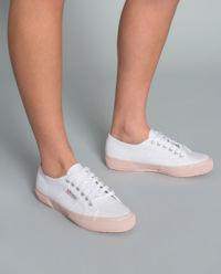 Tenisówki White Pink Skin