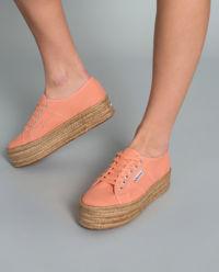 Różowe sneakersy 2790