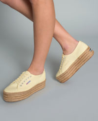 Beżowe sneakersy 2790