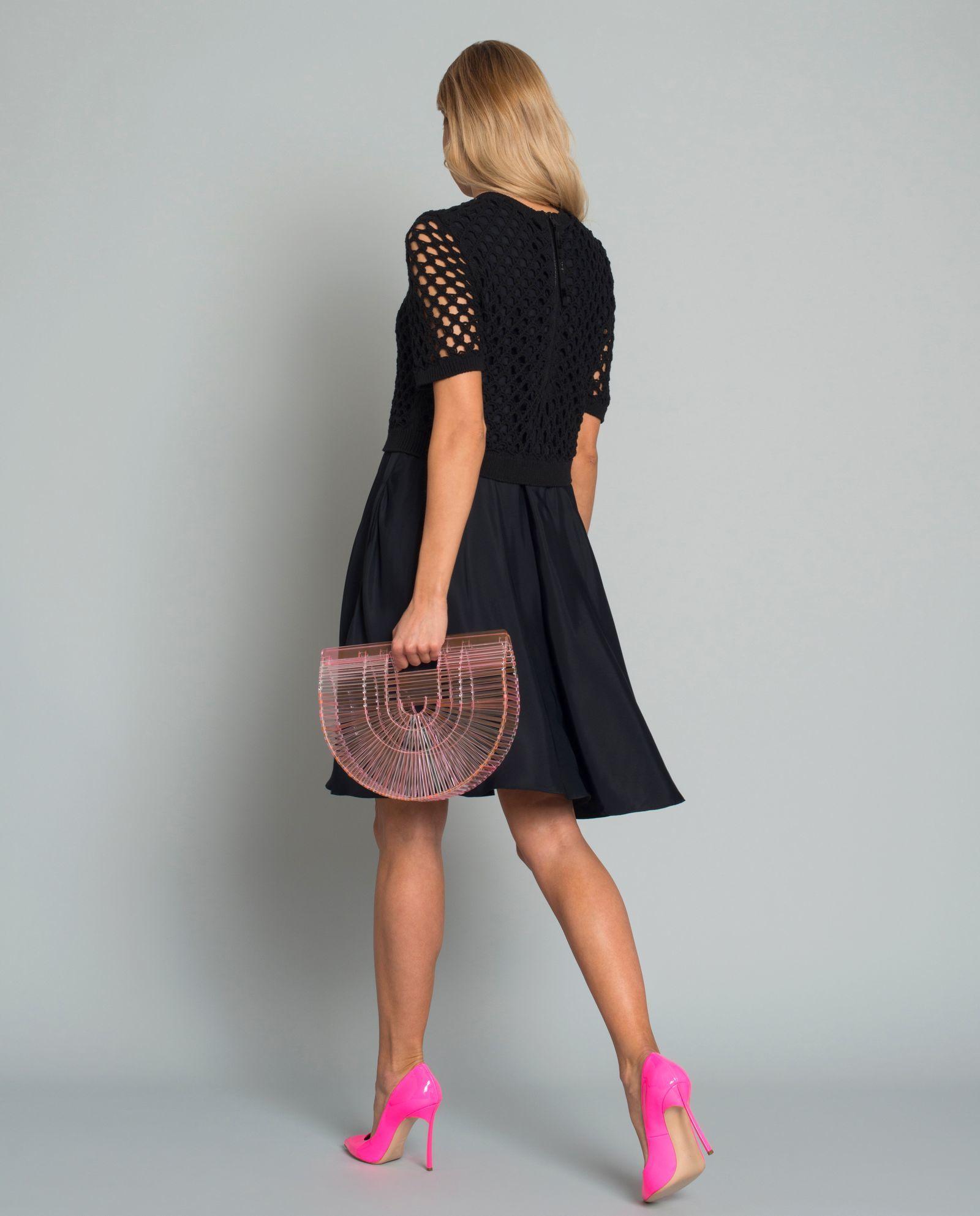ba3cb4110a Sukienka z łączonych tkanin KENZO – Kup Teraz! Najlepsze ceny i ...