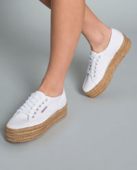 Białe sneakersy 2790