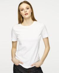 T-shirt  z kryształami Swarovskiego