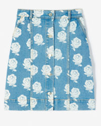 Džinová sukně Roses