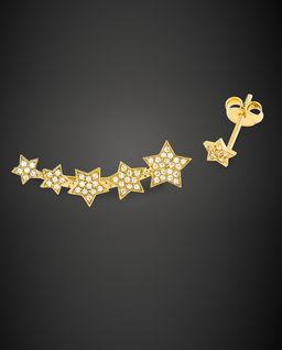 Kolczyki ze złota Showstopper