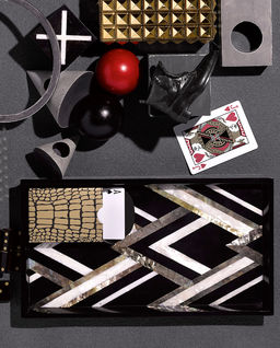 Taca Deco Noir
