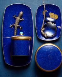 Szkatułka na biżuterię Lapis