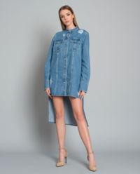 Tunika z jeansu