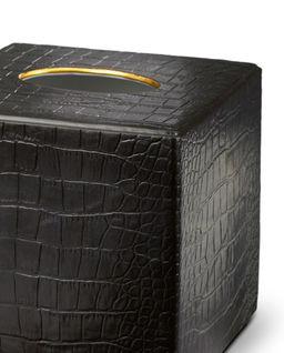 Pudełko na chusteczki Crocodile