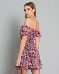 Hedvábné šaty Alice