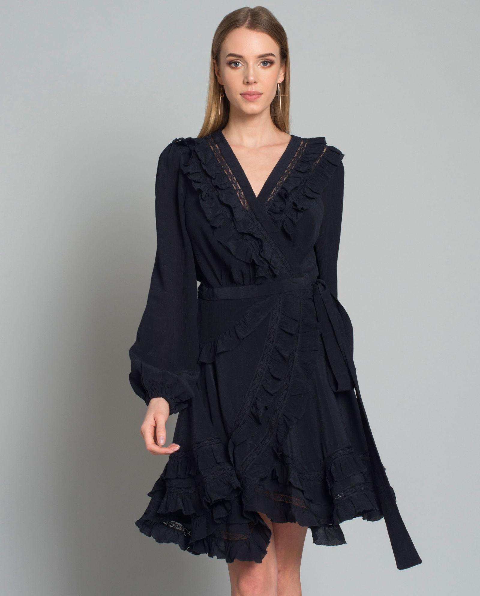 0b2ad057 Sukienka z jedwabiu ZIMMERMANN – Kup Teraz! Najlepsze ceny i opinie ...