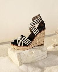 Sandály na klínu Frieda
