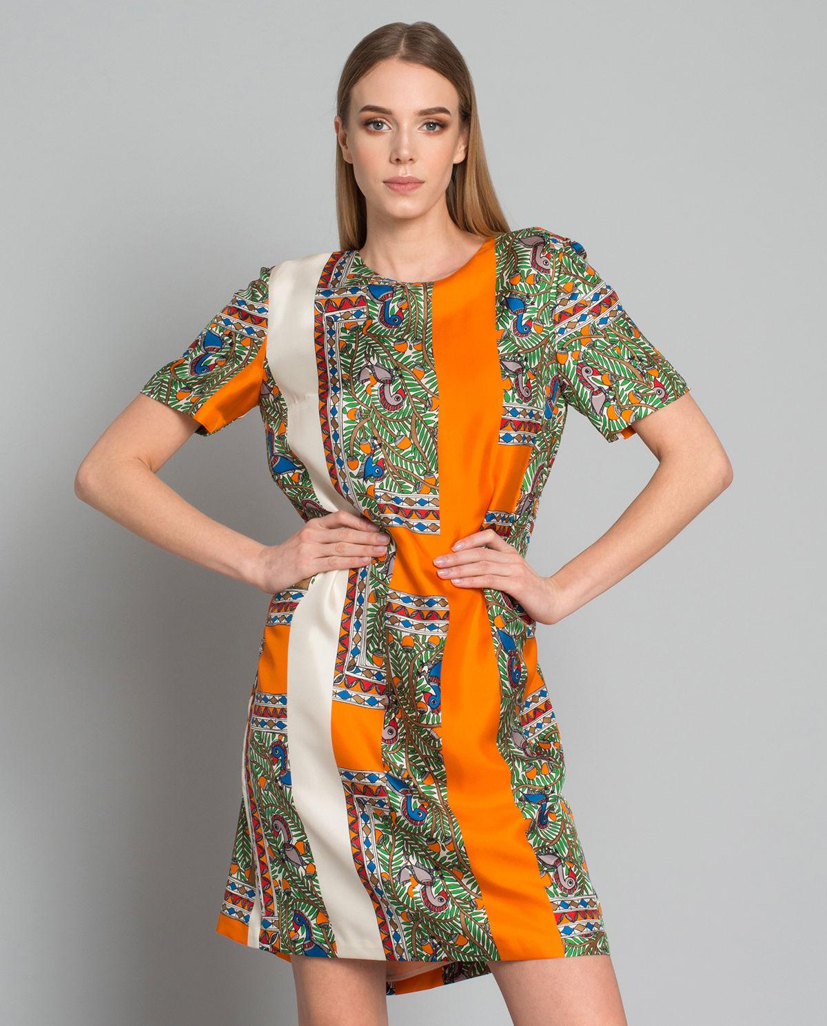 48f3f6cd Sukienka z jedwabiu TORY BURCH – Kup Teraz! Najlepsze ceny i opinie ...