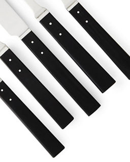 Noże do masła Ronan Black