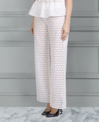 Spodnie ażurowe Robyn