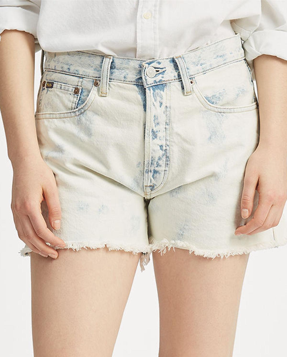 c492ce89d69cd1 Spodenki jeansowe boyfriend RALPH LAUREN – Kup Teraz! Najlepsze ceny i  opinie! Sklep Moliera2.com