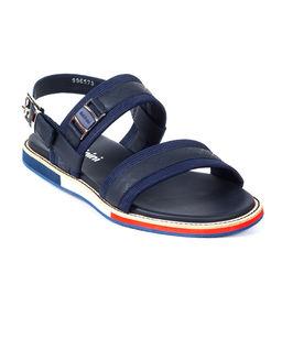 Sandały z logowaniem