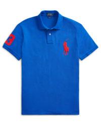 T-Shirt Polo Custom Slim Fit
