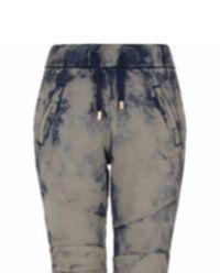 Spodnie z efektem sprania