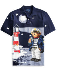 T-Shirt Polo Bear