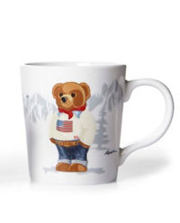 Kubek z porcelany Haven Bear