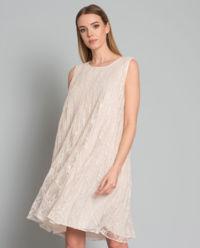 Sukienka z jedwabiem Crindy