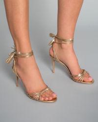 Sandały na szpilce Mescal