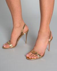 Sandały na szpilce So Nude