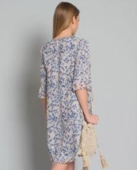 Sukienka z jedwabiu Rosa