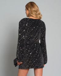 Sukienka z cekinami Crystal
