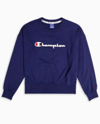 Bluza oversize z logo