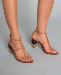 Sandały Eden Heel