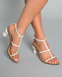 Sandály Eden Heel