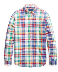 Koszula w kratę Classic fit