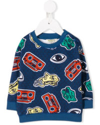 Bluza z nadrukiem 2-12 lat