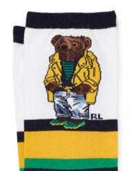 Ponožky s medvídkem Polo